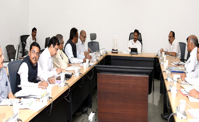 Forest Environment Departments Review Meeting 1