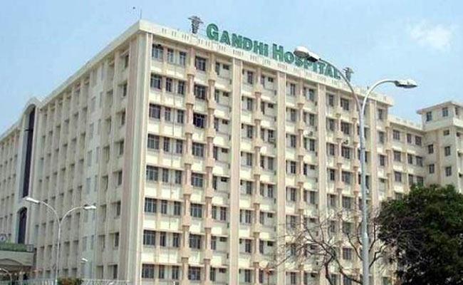 Corona Positive Patient Deceased In Gandhi Hospital Doctors ...