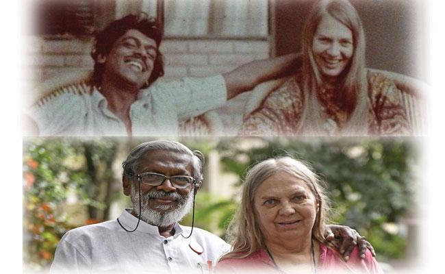 Gail Omvedt: శ్వేతజాతిలో వికసించిన నల్ల వజ్రం | Gail Omvedt: Tribute by  Kancha Ilaiah Shepherd in Telugu - Sakshi
